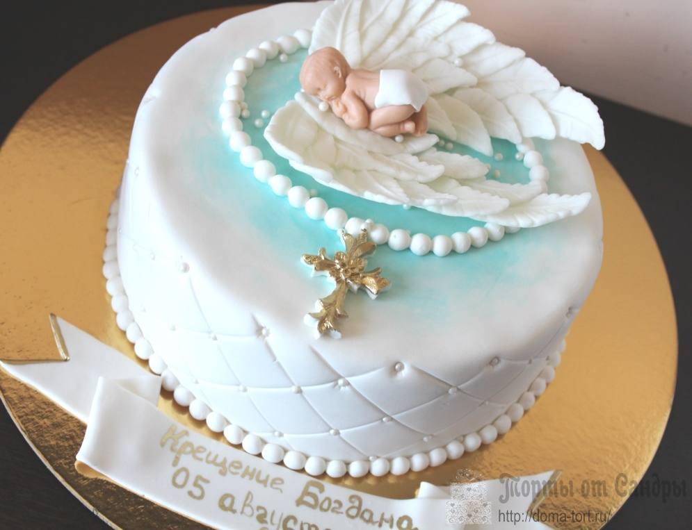 сочная фото торт на крестины мальчику лучшая коллекция